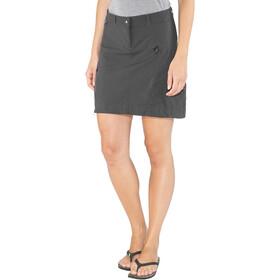directalpine jasmin 1 0 skirt damen anthracite. Black Bedroom Furniture Sets. Home Design Ideas
